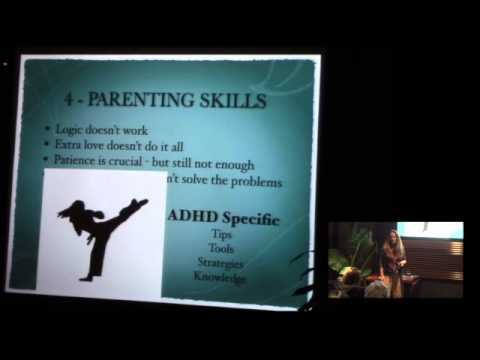 Full Lecture: ADHD with Cindy Goldrich