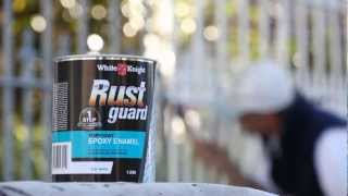 How To Paint A Metal Fence