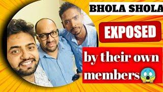 BHOLA SHOLA EXPOSED BY OWN TEAM MEMBER LINK IN DESCRIPTION | JAIDEEP SALES HEAD BHOLA S..| SCOOBERS