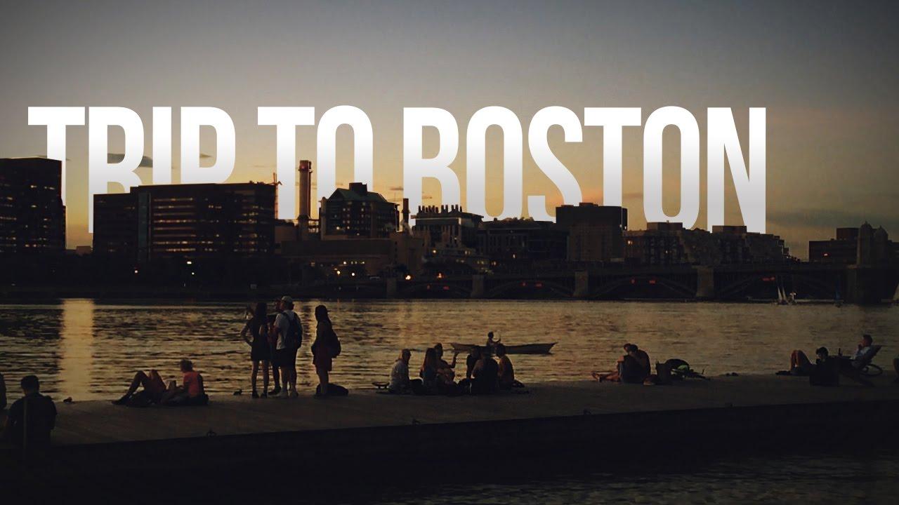 Trip to BOSTON !!