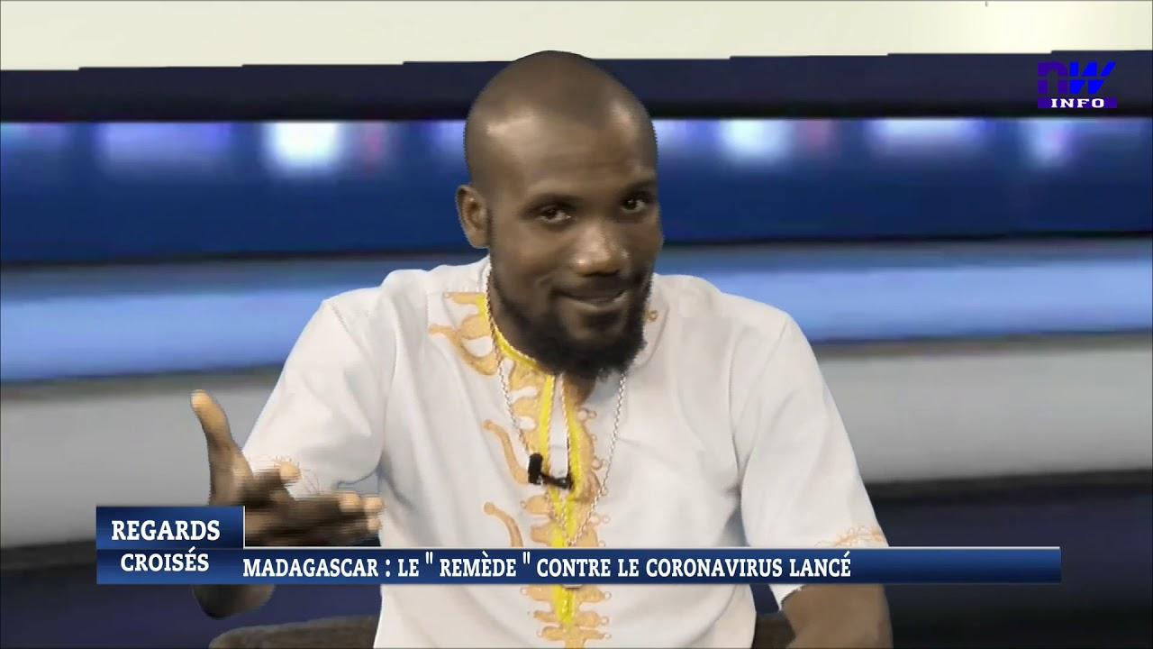 """MADAGASCAR : le """"remède"""" contre le CORONAVIRUS lancé (RC 22 04 2020 P2)"""