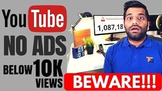 YouTube Hitting Hard on Fake Creators - Latest Ad Policy