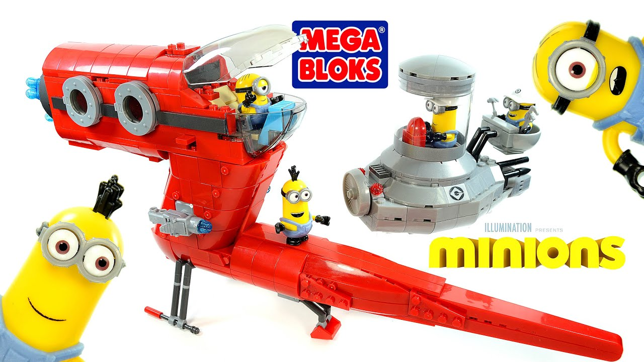 free mega bloks instructions