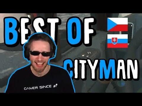 CZ/SK Best Of Streamer CityMan 🔵REUPLOAD🔵