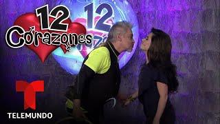 12 Corazones / Especial De Moda Fosforesente (1/5) / Telemundo
