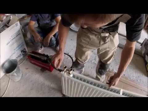 видео: Краш тест радиатора.