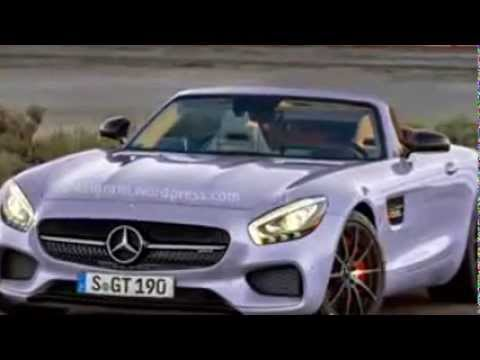 New 2016 Mercedes AMG GT FULL CAR REVIEW