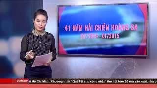 Bản tin tối 20h VTC: HAI CHIEN HOANG SA 19/1/1974