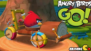 Angry Birds Go! New Beach Buggy Kart Unlocked