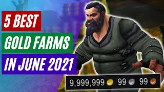 5 Best Gold Farms In June 2021   Shadowlands Gold Farming