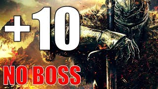 Dark Souls 2 : How to make a +10 weapon without killing ANY boss and become OP