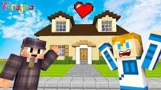 ZAMIESZKAŁEM Z DOKNESEM!  | Minecraft FERAJNA