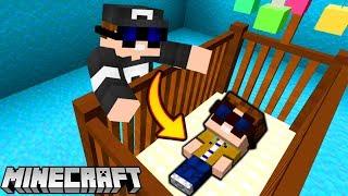 CRAFTINGPAT BABY WIRD GEBOREN in Minecraft!