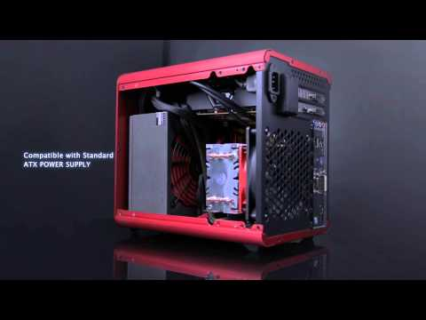 RaiJintek METIS MINI ITX FULL ALU - DESIGNED IN GERMANY!