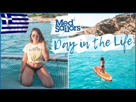 A day onboard a MedSailors trip | Greece Sailing Holiday Review