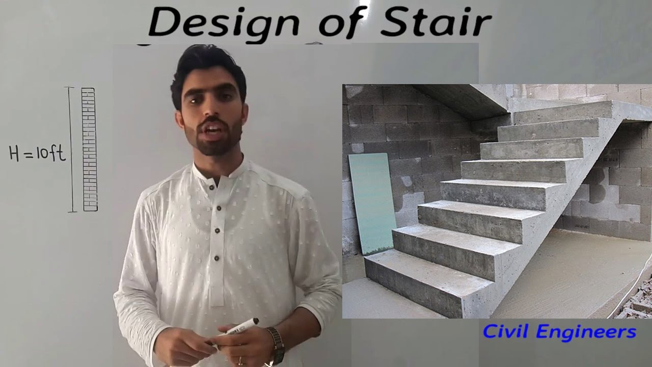 Design Of Staircase Youtube