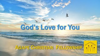 God's Love Flowing Through Us