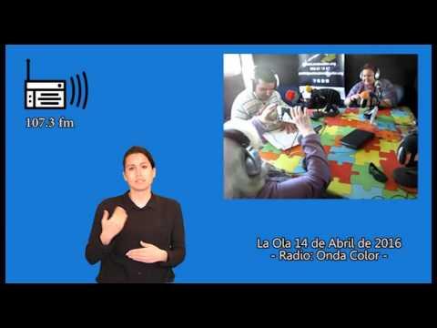 Programa de Radio en LSE: La Ola 14 de abril de 2016