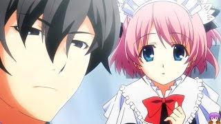 REACTION - Grisaia no Kajitsu Episode 1 グリザイアの果実 Anime Review - Dat Ending