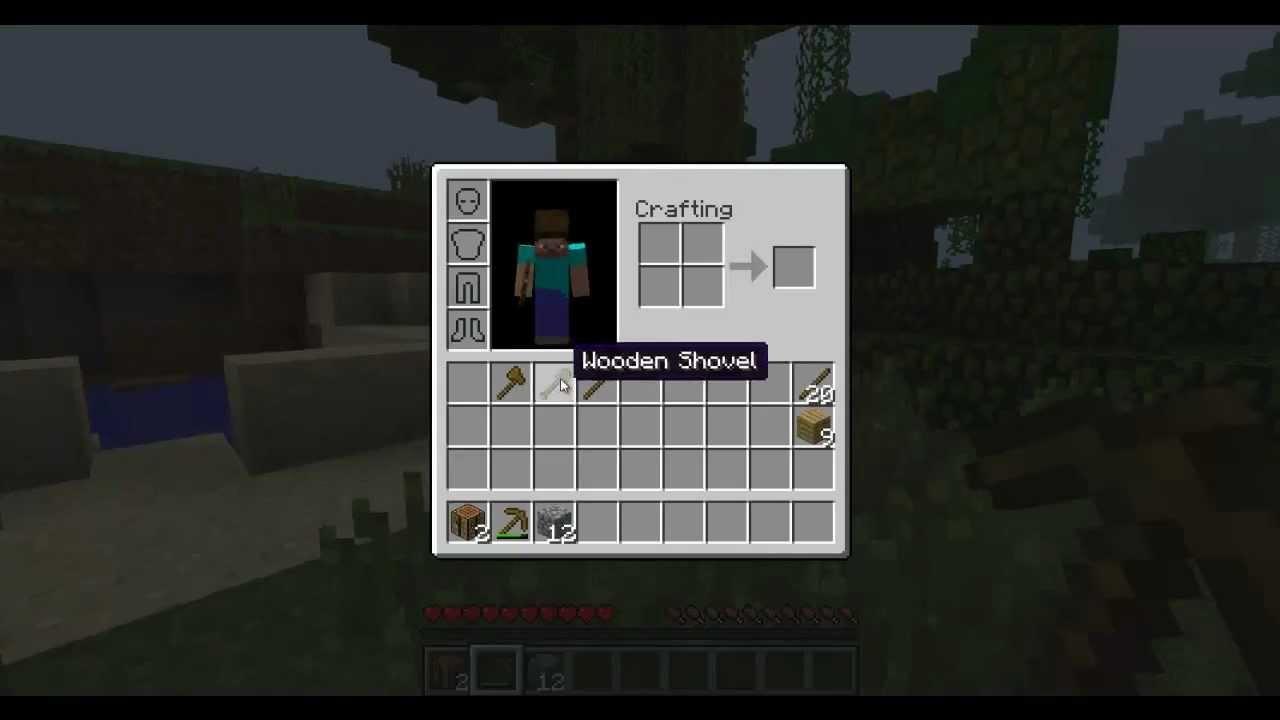 Do I Hoe How Wooden Minecraft Make
