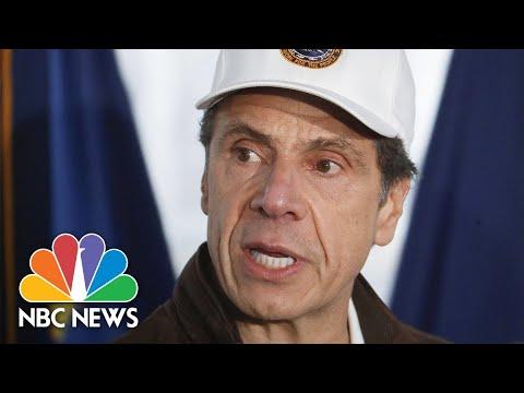 Watch Live: New York Governor Cuomo Holds Coronavirus Briefing (Live Stream Recording) | NBC News