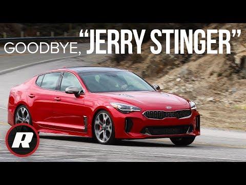 Kia Stinger GT long-term update: It's so hard to say goodbye