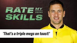Joe Cole Rates Your Football Skills | Rate My Skills | SPORTbible