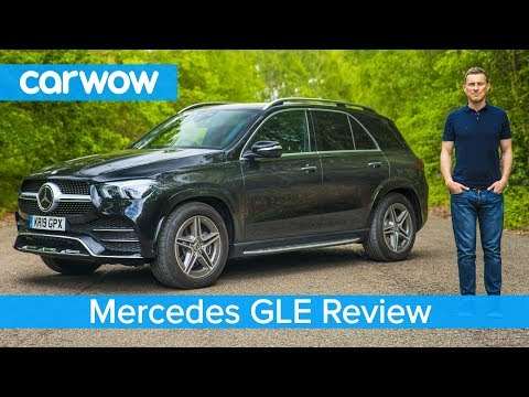 Mercedes GLE SUV 2020 in-depth review | carwow Reviews