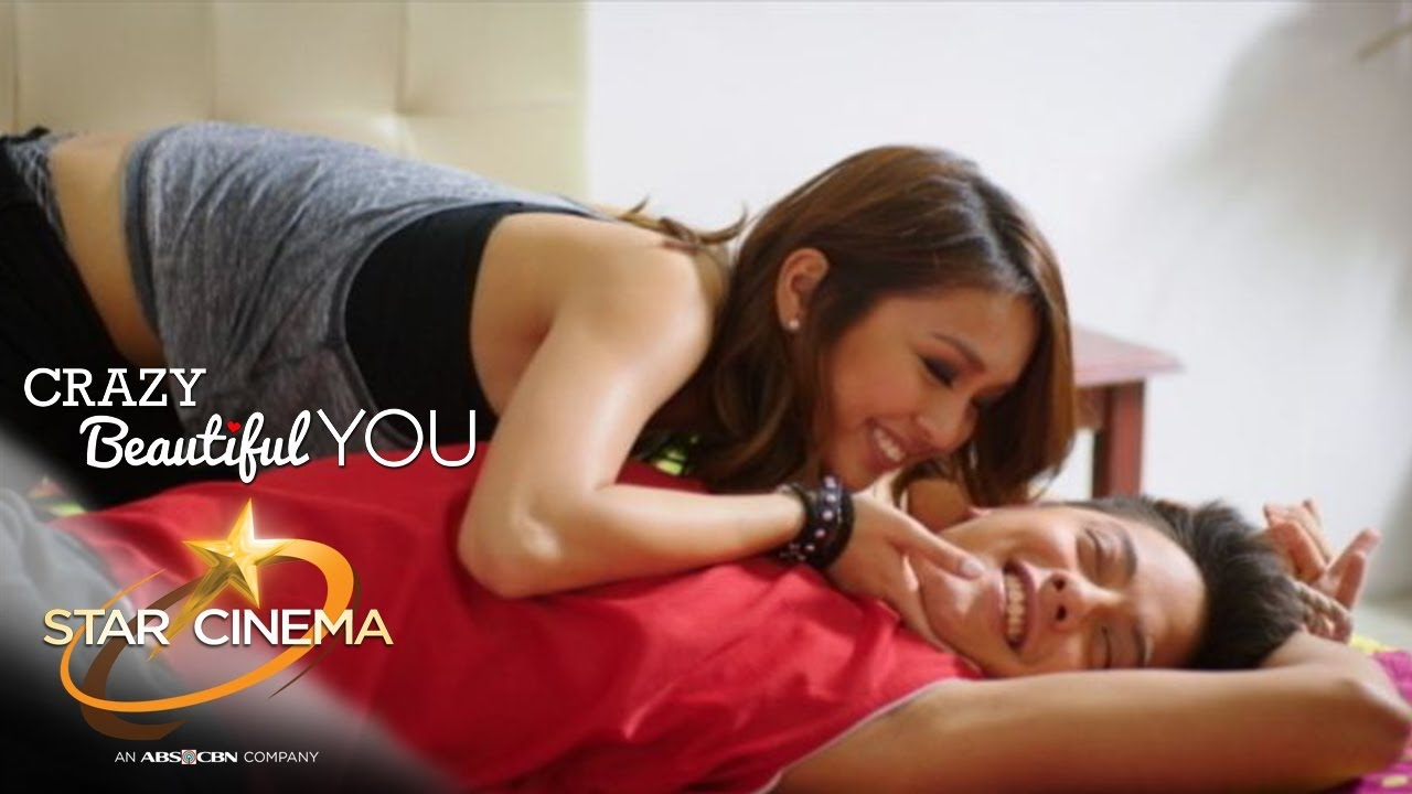 Download Crazy Beautiful You (filipino) - Nothing's gonna stop us now - Best song of Kathniel - Edit Bebest
