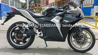 Moto eléctrica Forest 4.000 vatios venta en Bogotá