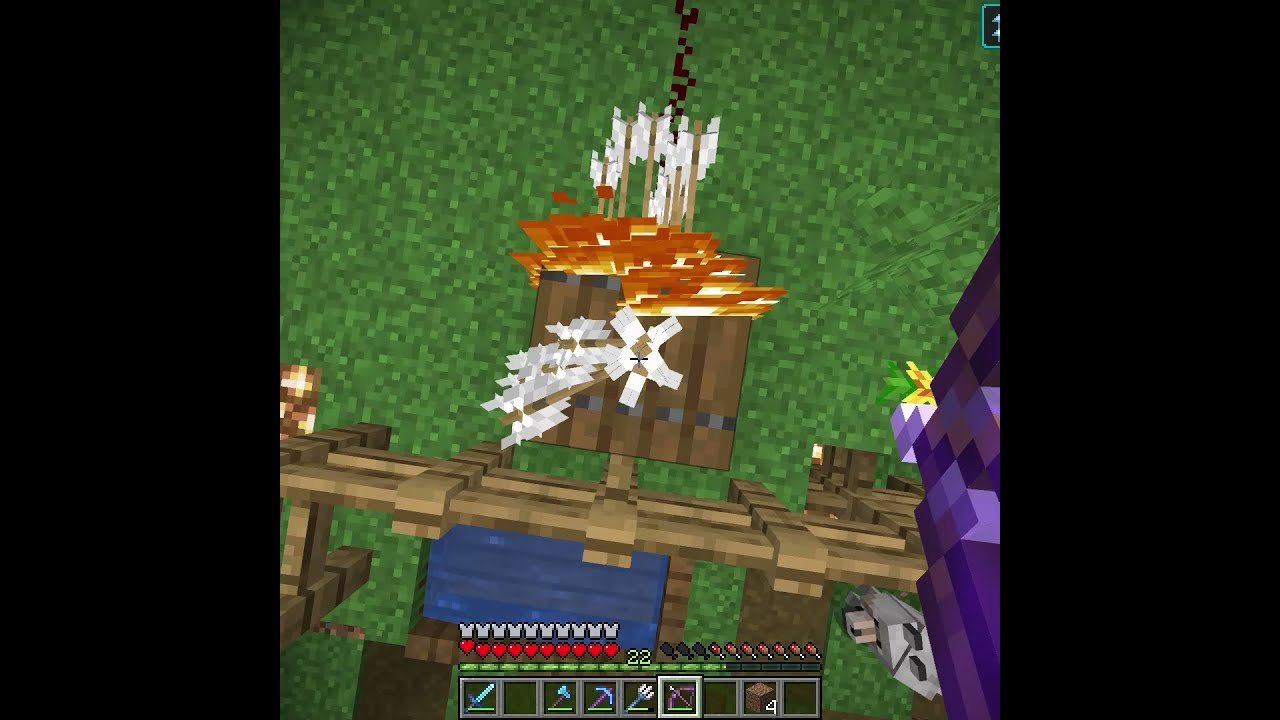 Achieving Achievements while in a 100 by 100 Minecraft World