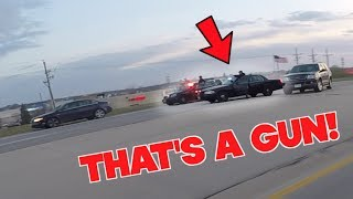 WELL THAT ESCALATED QUICKLY!! *Undercover Cops*