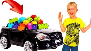 Tawaki kids and funny story for kids  about TOYS\Pretend play