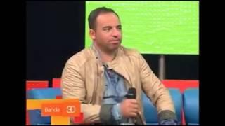 MARCOS LLUNAS EN EL PROGRAMA BANDA 3.0 (12/05/15 en Buenos Aires).