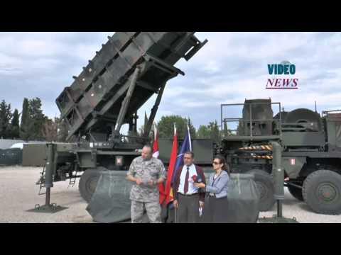 Philip M  Breedlove, Supreme Allied Commander Europe of NATO visits Spanish Patriot batteries in Tur