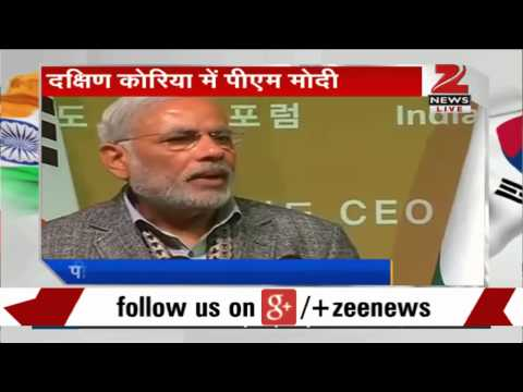 India-Korea bilateral trade has risen, says PM Modi in Seoul