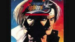 King of Fighters 95 - Iori Yagami