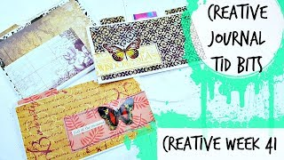 Creative Tid Bits: Creative Week #41: Envelope Letter Folders & A Quick Haul