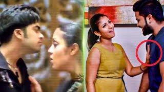 HOT: Alya Manasa and Sanjeev Kuthu Dance | SIMBU