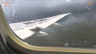 Fsx P3d Amasing Weather, CaptainSim Emirates Boeing 777   Aerosoft Norilsk X