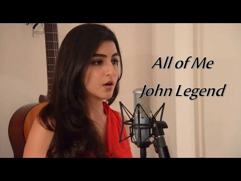 (Lyrics) All Of Me - John Legend