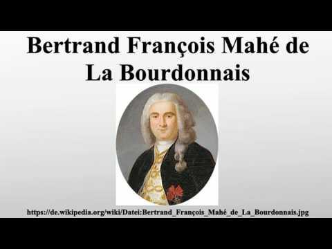 Bertrand François Mahé de La Bourdonnais