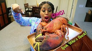 How to Cook Larry the Lobster