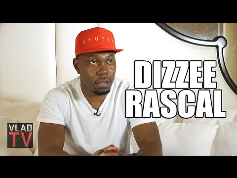 Dizzee Rascal on Growing up in the Projects & Raw Gun Culture in the U.K.