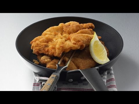 Rezept: Original Wiener Schnitzel | DER Wiener Küchen-Klassiker - Ganz Einfach Selbst Gemacht