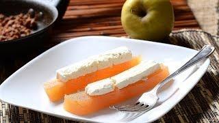Quince Paste - Ate De Membrillo - Dessert Reciepes - Chince Cheese