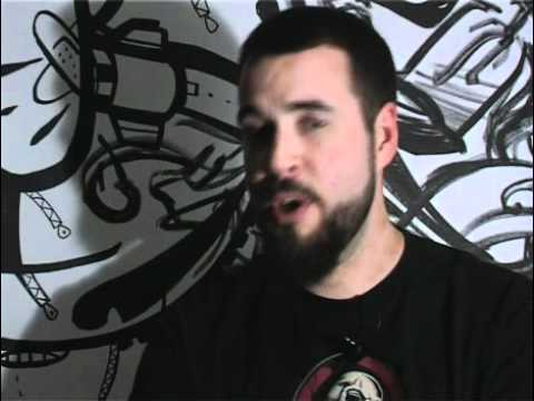 Chimaira interview - Rob Arnold (part 3)