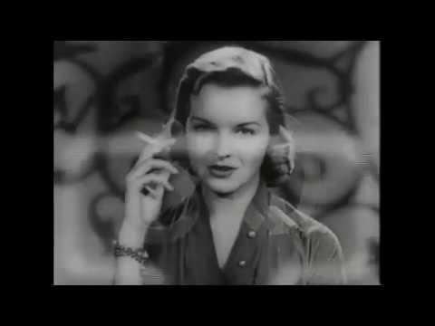Camel old cigarette commercials - 1950s, 1960s - part 1