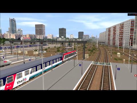 Paris gare de Lyon   Melun