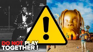 """WARNING: DO NOT PLAY """"SICKO MODE"""" AND """"MO BAMBA"""" TOGETHER"""